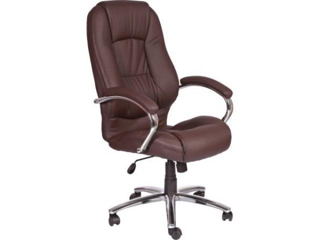 Кресло Надир НВ, кожзам коричневый (GRAND 710 PU BROWN)