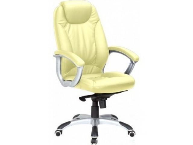 Кресло Неон HB кожзам бежевый (J-9024 PU Biege)