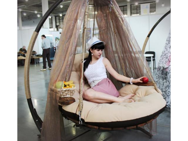 Крісло підвісне Bubble Chair