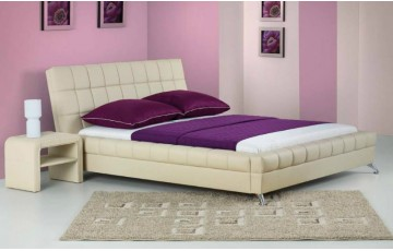 Двоспальне ліжко Halmar BONITA