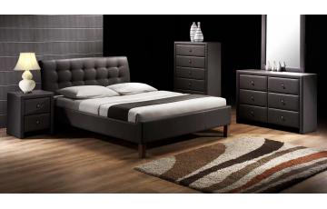 Ліжко двоспальне Halmar SAMARA