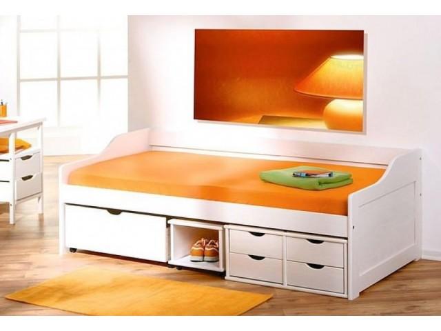 Ліжко дитяче Halmar Floro