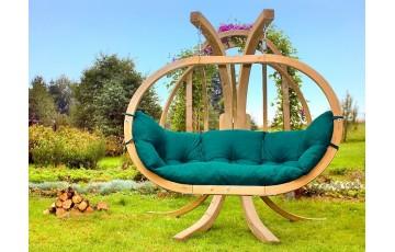 Крісло підвісне на дерев'яній підставці O-Zone Premier