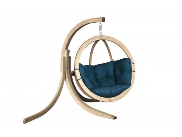 Крісло підвісне деревяне O-Zone