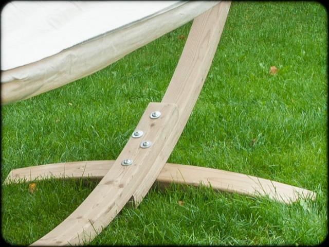 Гамак із деревяним каркасом ALA