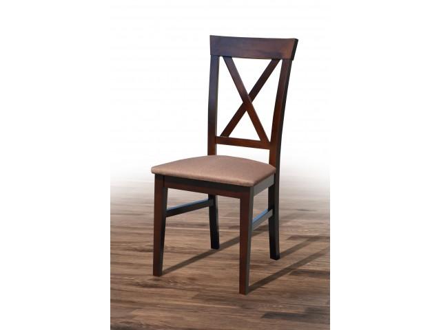 Стілець Каскад (бук) з м'яким сидінням