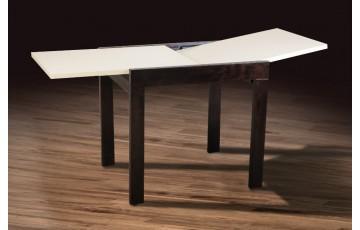 Стол трансформер обеденный раскладной Слайдер 81,5 (163)*67*76 см