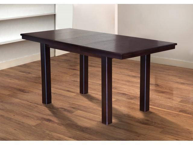 Стіл обідній дерев'яний розкладний «Європа» 120(+40)*80см