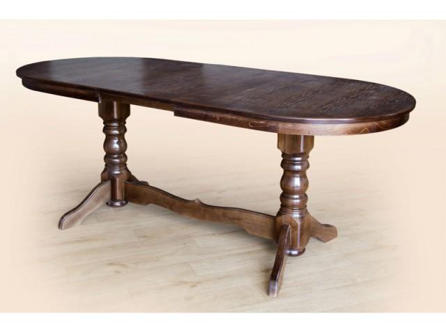 Стіл обідній дерев'яний розкладний Говерла