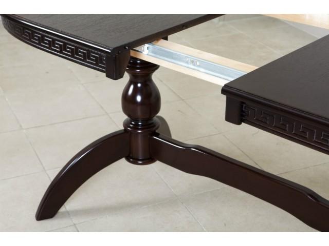 Стол обеденный деревянный раздвижной Оскар Версаче
