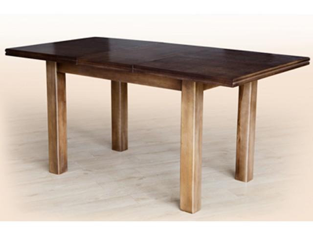 Стіл обідній розсувний дерев'яний Петрос (120+40)
