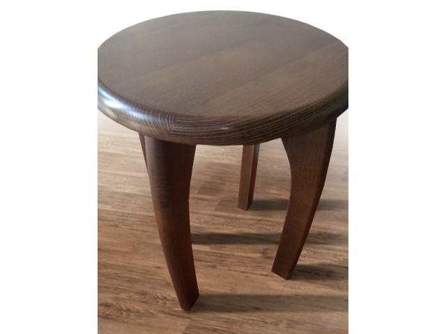 Стіл обідній кухонний дерев'яний СМАРТ 60х100см (нерозкладний)