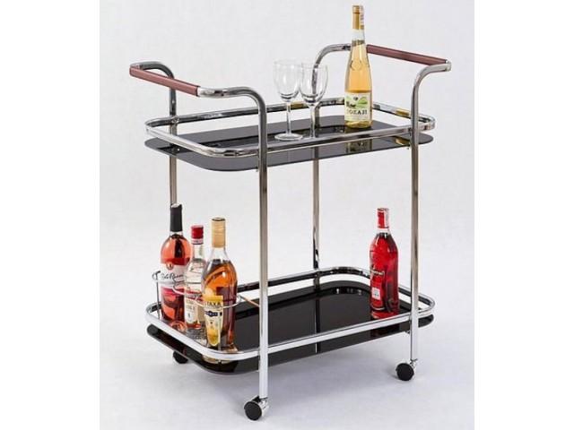 Столик барний скляний Halmar Bar-7