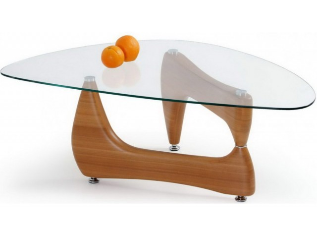 Журнальний столик скляний Halmar KAREN