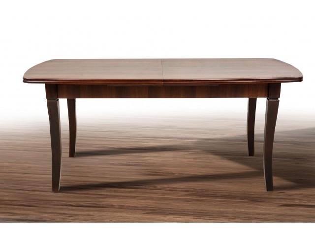 Стіл обідній дерев'яний розкладний «Квартет» 180(+50)*90см